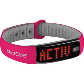 SIGMA SPORT Activo Activity-Tracker berry pink
